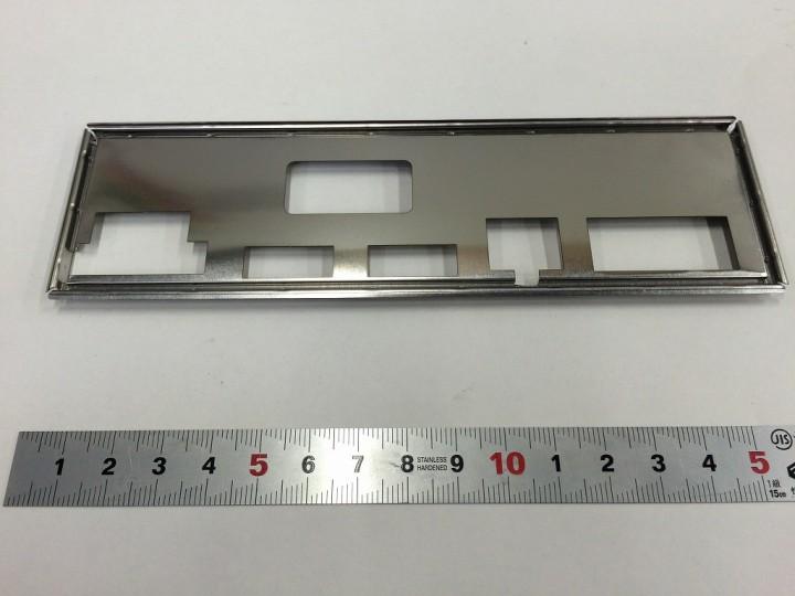 加工実績 SUS304 t0.3